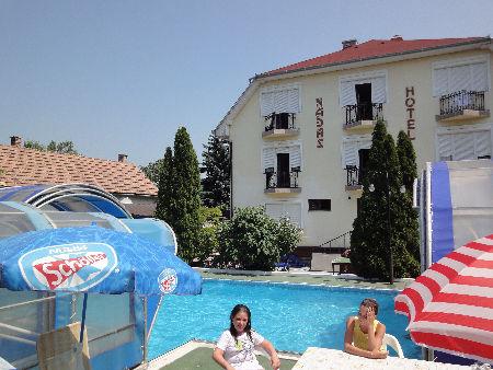 Nádas Hotel - Balatonlelle